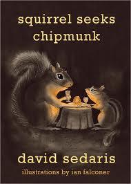 Squirl Seeks Chipmunk