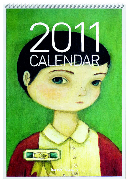 Frankie_calendar_2011