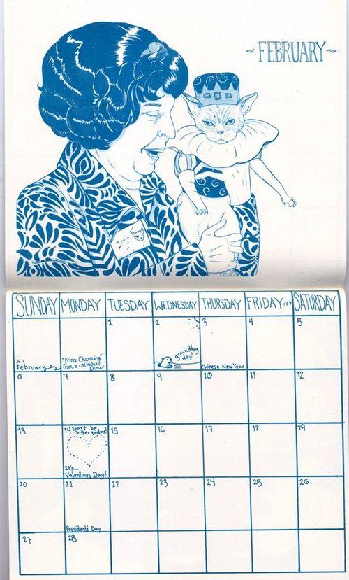 Calendars 2011 (11)