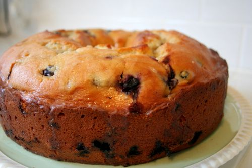 Blueberry Pound Cake (4)