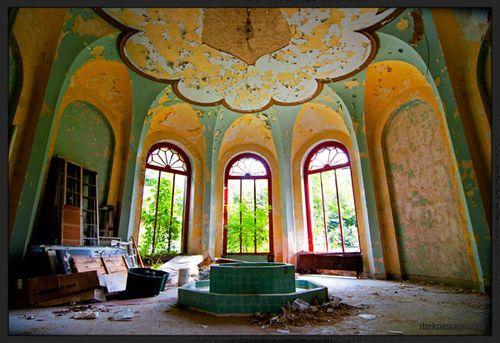 Julia - Where Nietzsche Went to Relax