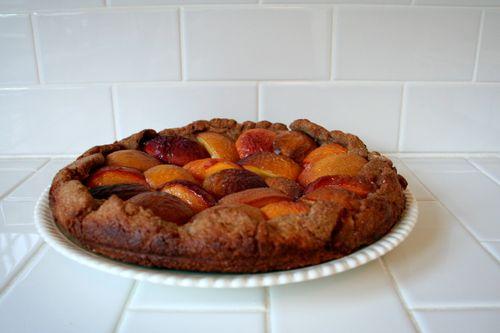 Nectarine Pie (1)