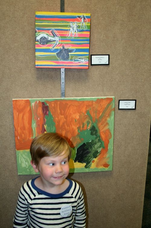 7-12-11 Library Art Show (4)