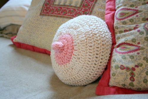 Boob Pillow (1)