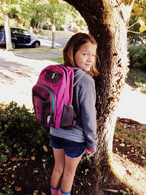 9-5-12 First Day of 2nd Grade (2)