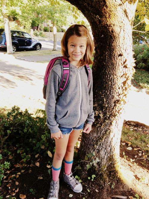 9-5-12 First Day of 2nd Grade (1)
